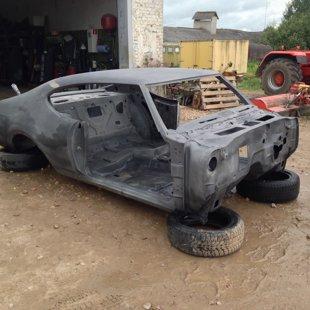 Restoration and welding